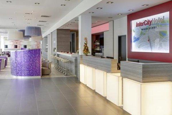 IntercityHotel Ingolstadt - фото 15