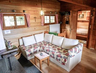 Guesthouse Chalet Im Gus