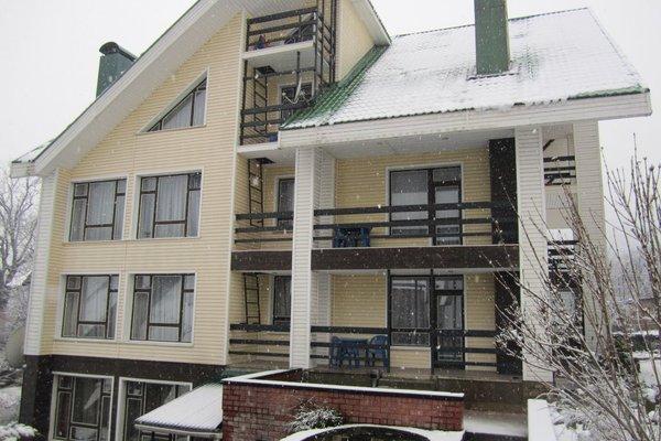 Мини-отель Беринг - фото 50
