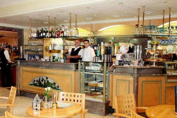 Hotel Restaurant Bismarckturm - фото 10