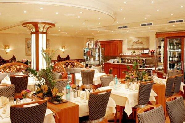 Hotel Restaurant Bismarckturm - фото 11