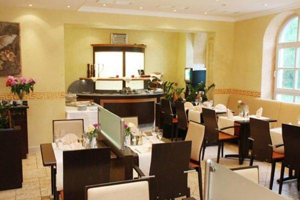 Hotel Restaurant Bismarckturm - фото 12