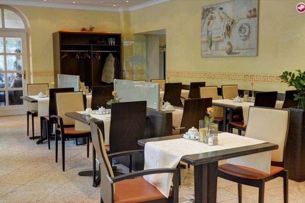 Hotel Restaurant Bismarckturm - фото 13