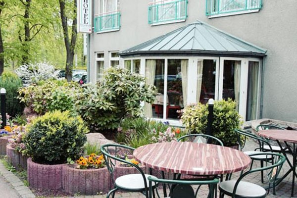 Hotel Restaurant Bismarckturm - фото 18