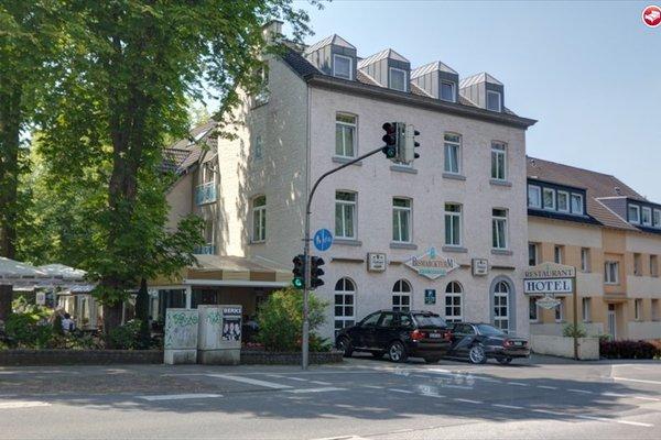 Hotel Restaurant Bismarckturm - фото 20
