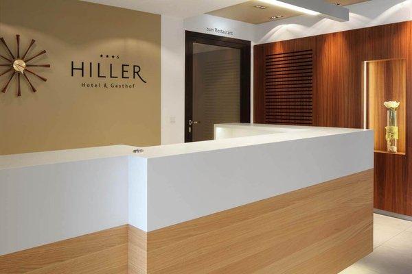 Hiller Gasthof - фото 16