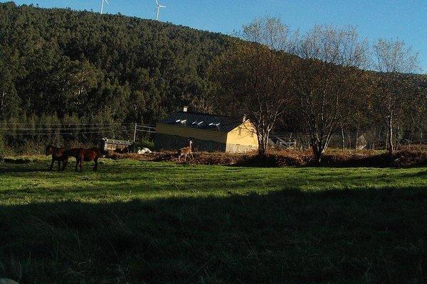 Casa Rural Soutomoro - фото 23