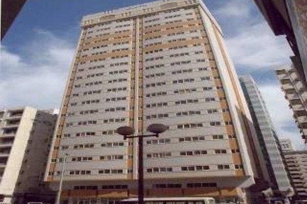 Ramee Guestline Hotel Apartments 1 - фото 10
