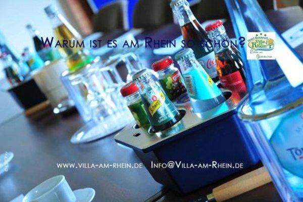 Hotel Villa am Rhein - 11
