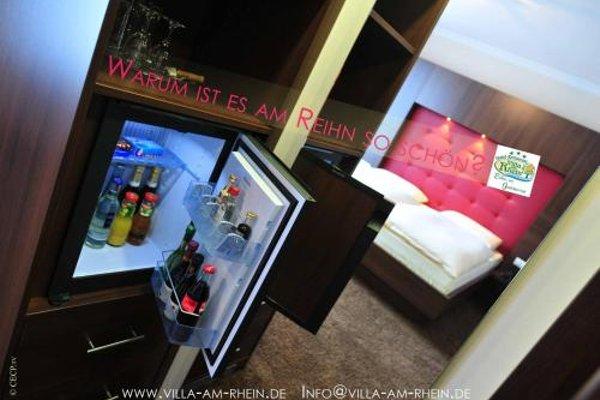 Hotel Villa am Rhein - 16