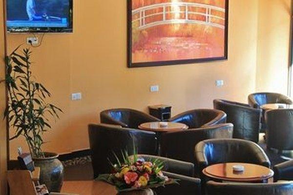 Central Hotel Tana - фото 10