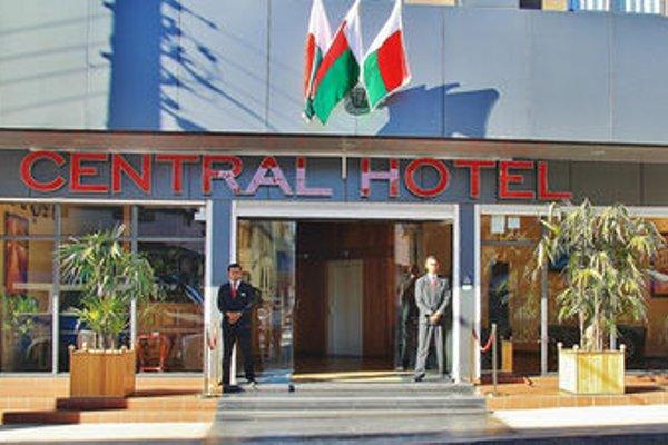 Central Hotel Tana - фото 18