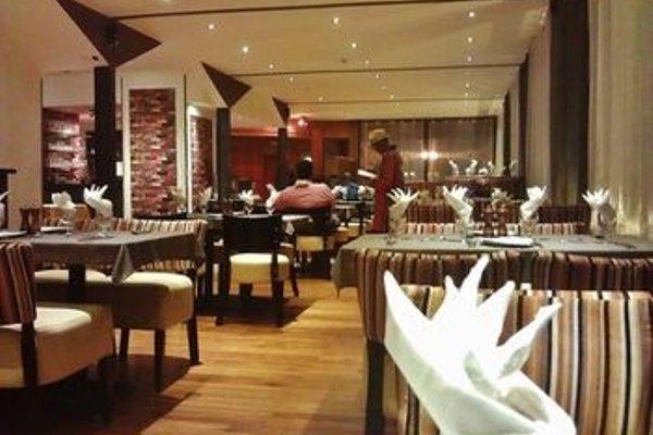 Central Hotel Tana - фото 20