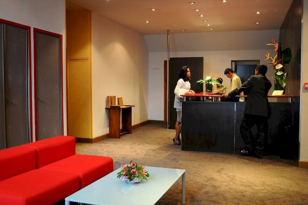 Central Hotel Tana - фото 21