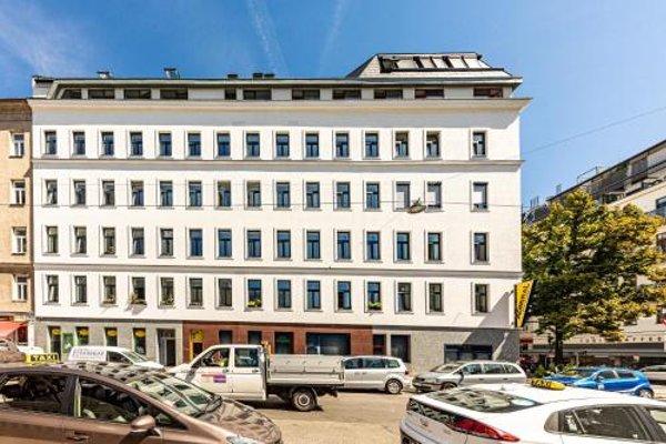 JR City Apartments Vienna - фото 29