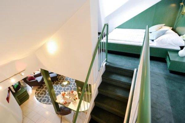 Leuhusen Green Apartment - фото 3