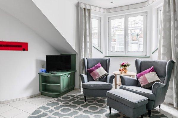 Leuhusen Green Apartment - фото 5