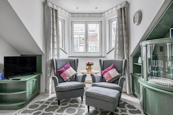 Leuhusen Green Apartment - фото 6