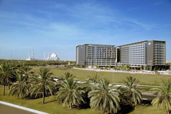 Park Arjaan by Rotana, Abu Dhabi - 21