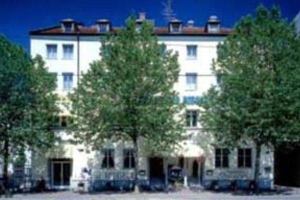 Privat Hotel Riegele - фото 22