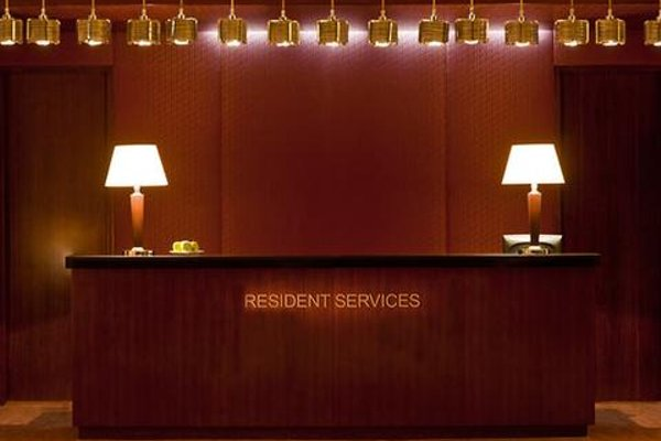 Marriott Executive Apartments Atyrau - фото 16