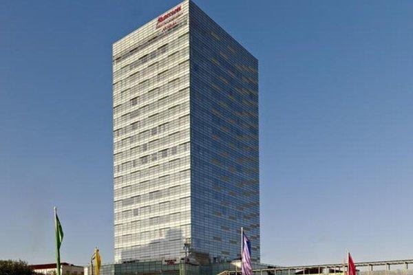 Marriott Executive Apartments Atyrau - фото 22