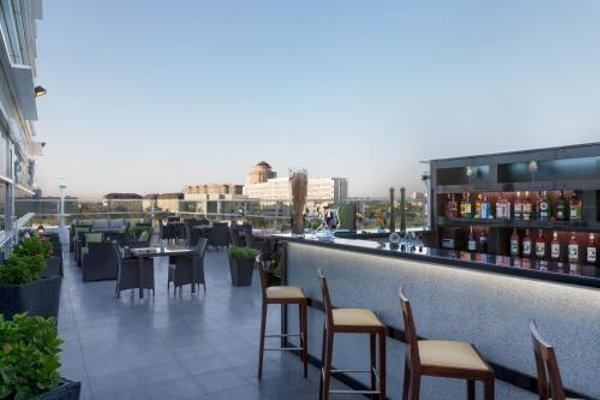 Marriott Executive Apartments Atyrau - фото 23