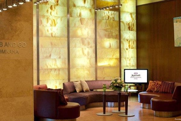 Marriott Executive Apartments Atyrau - фото 6