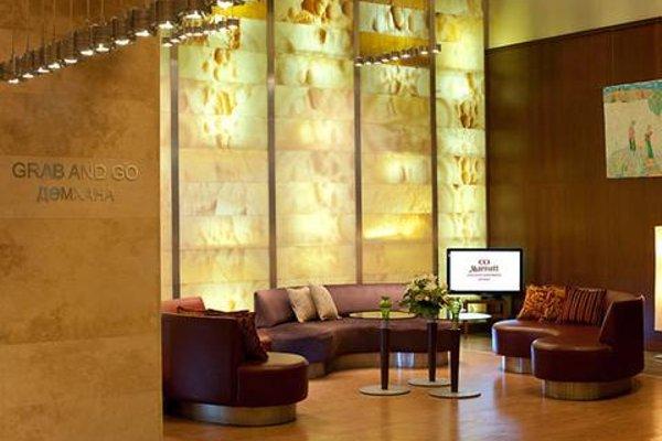 Marriott Executive Apartments Atyrau - фото 7