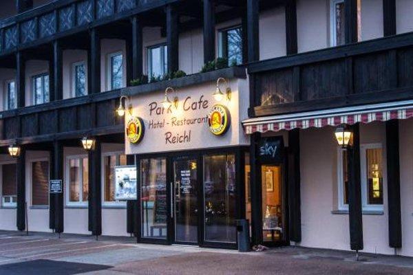 Hotel Park Cafe Reichl - фото 19