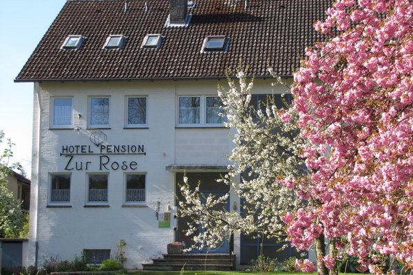 Hotelpension Zur Rose - фото 22