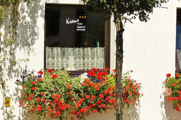 Hotel Gasthof Kreuz - фото 20