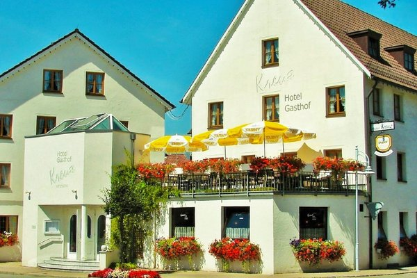 Hotel Gasthof Kreuz - фото 23