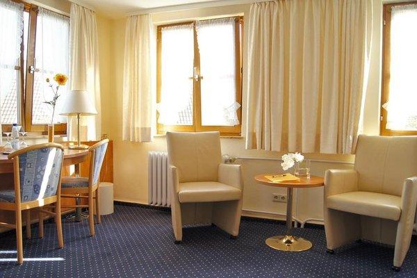 Hotel Gasthof Kreuz - фото 8