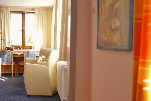 Hotel Gasthof Kreuz - фото 9