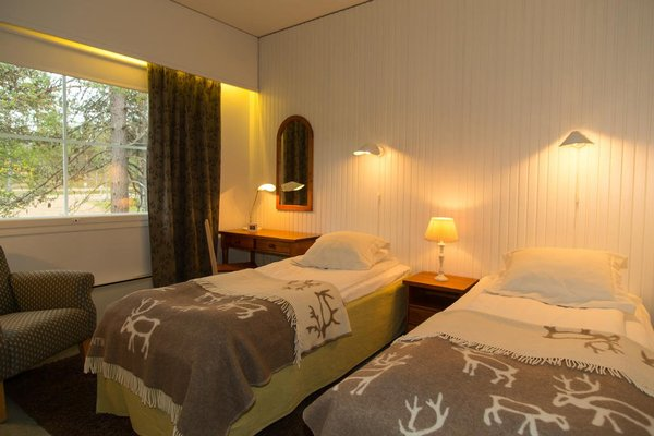 Wilderness Hotel Muotka - фото 19