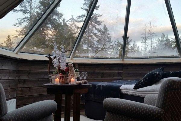 Wilderness Hotel Muotka - фото 14