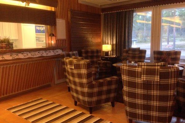 Wilderness Hotel Muotka - фото 9