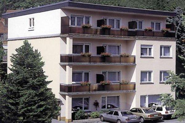 Hotel Olympia - фото 22
