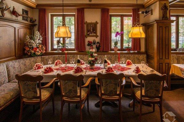 Hotel Restaurant Alte Linde - фото 18