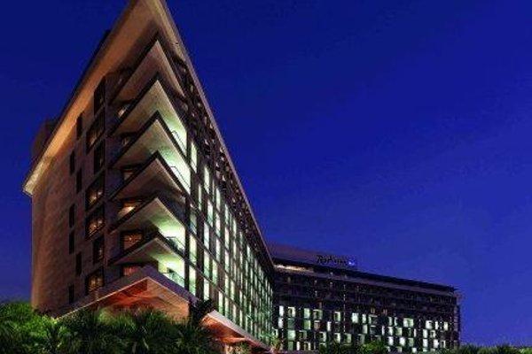 Radisson Blu Hotel, Abu Dhabi Yas Island - фото 22