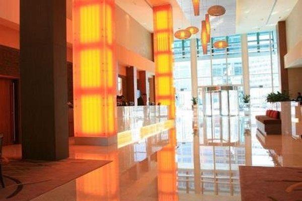 Radisson Blu Hotel, Abu Dhabi Yas Island - фото 6