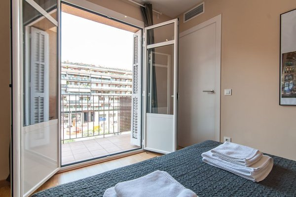 Bbarcelona Apartments Sagrada Familia Flats - фото 50