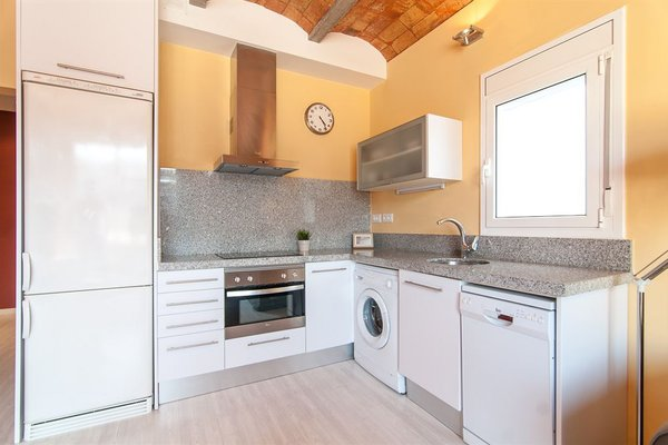 Bbarcelona Apartments Sagrada Familia Flats - фото 14
