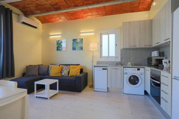 Bbarcelona Apartments Sagrada Familia Flats - фото 15