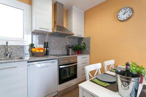 Bbarcelona Apartments Sagrada Familia Flats - фото 16