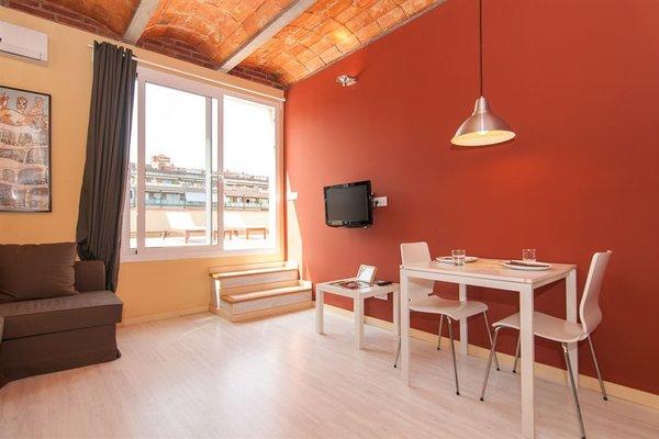 Bbarcelona Apartments Sagrada Familia Flats - фото 18