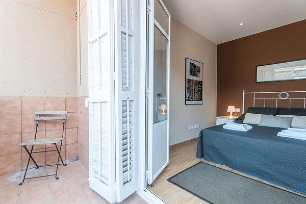 Bbarcelona Apartments Sagrada Familia Flats - фото 19