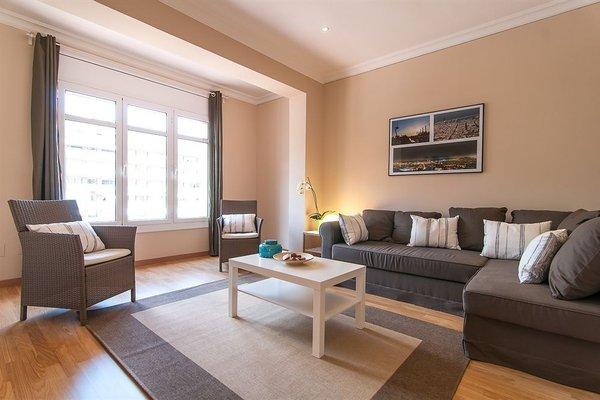 Bbarcelona Apartments Sagrada Familia Flats - фото 4