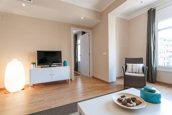 Bbarcelona Apartments Sagrada Familia Flats - фото 5